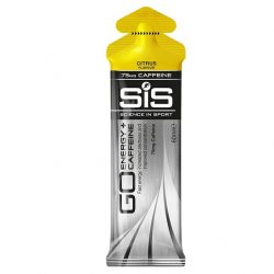 SiS GO Koffeines (75mg) energiagél - 60ml