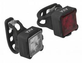 Axa Niteline 44 R tölthető lámpaszett