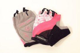 Amazing női kerékpáros kesztyű (pink)