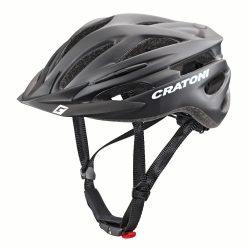 Cratoni Pacer kerékpáros sisak (black matt)