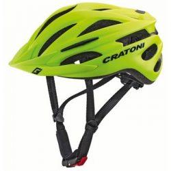 Cratoni Pacer kerékpáros sisak (lime matt)