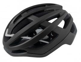 FORCE LYNX kerékpáros sisak fekete matt-fényes