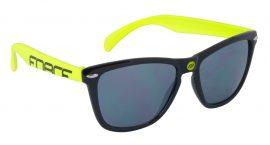FORCE FREE napszemüveg fekete-fluo