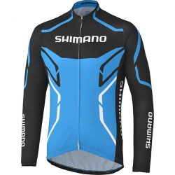 Shimano F15 Thermo  Print Long Sleeve Jersey