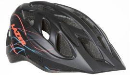 Lazer Cyclone Lady Moi Black Swirls kerékpáros fejvédő