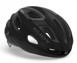 Rudy Project Strym Black Stealth kerékpáros fejvédő