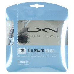 Luxilon Alu Power Rough teniszhúr + húrozás