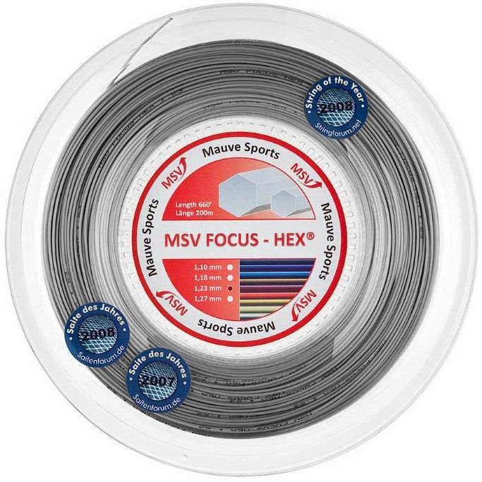 MSV Focus Hex teniszhúr ( 200 m ) - M M Sport Kaland Ajándék cc0669a52e