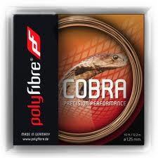 Polyfibre Cobra teniszhúr
