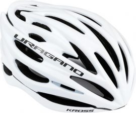 Kross Uragano kerékpáros fejvédő ( white )