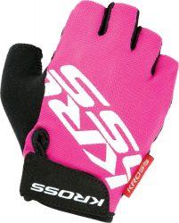 Kross Flow Lady SF ( Pink ) kerékpáros kesztyű