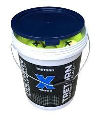 Tretorn Micro X Comfort teniszlabda(72 db / vödör )