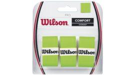 Wilson Pro fedőgrip zöld (3 db)